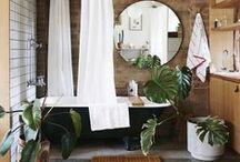 Home: bathroom inspiration