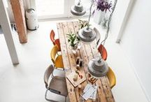 Home: dining room inspiration