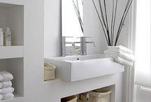 Gästebad | Half bath
