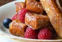 Food: Breakfast / by Ashley Vacuza