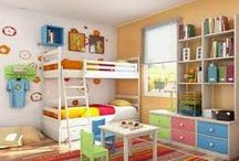 Home For Kids / for the kids. bedroom. playroom.