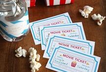 Backyard Movie Night / Host your own Backyard Movie Night with our helpful DIY tutorials and guides.