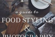 Food Photography Tips / All sorts of ideas and tips on how to improve food photography.