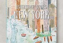 gift guide: I <3 NY / love new york city? know someone who does? this board is full of great NYC finds. / by Jodi McKee