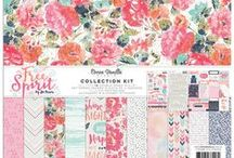 Free Spirit Collection - Cocoa Vanilla Studio / Layouts and inspiration using the Free Spirit collection from Cocoa Vanilla Studio! See the full Free Spirit collection here: http://cocoavanilla.com.au/product-category/free-spirit/