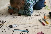 Preschool to GradeSchool / ideas and activities to use at home