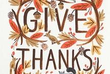 Thanksgiving / by Kristin Cushwa