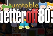 Better Off 80's / A companion board to the Turntable room, Better Off 80's. (http://turntable.fm/better_off_80s) / by Summer Wilber