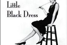Little black dress/evening wear