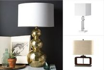 Lights / Pendants, sconces, floor lamps & more / by AllModern