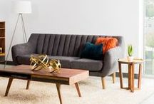 Mid-Century Modern / Celebrating the mid-century modern lifestyle / by AllModern