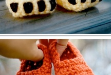 Sewing, crocheting & knitting stuff / by Krystal Leck
