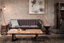 Urban + Industrial / Where art and engineering meet. / by AllModern