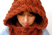 Knit and Purl / Knitting projects and ideas. / by Elana Fiorini