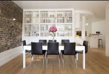 Wapping Wharf / An intelligent, clean design providing practicality and light.