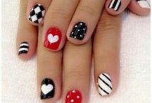 Uñas-Nail art / by Jenny Bernal