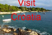 Travel Planning Information / Practical Information and tips for planning your holiday in Croatia.