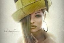 Hats and headpieces - Kalap, fejdísz