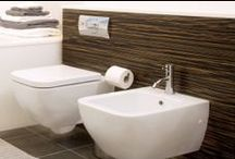 Sanitary ware & brassware / The perfect products for your bathroom from the simple and elegant to the extraordinary.