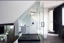 Contemporary Bathrooms / A style which is reflected in current fashion, contemporary design is of the moment