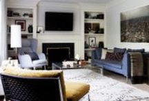 Living Room / From Scandinavian chic to mid-century modern, discover modern design for your living room.  / by AllModern