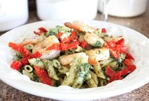 Pasta Recipes / Here are a few of my favorite PASTA recipes...