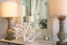 Coastal Decorating Ideas / Ideas and inspiration from other coastal homes.