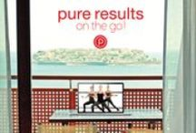 Pure Necessities / Stock up on all the necessities for Pure Barre at home and on the go. http://purebarre.com/shop/accessories.html / by Pure Barre