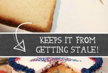 Chew on this...food tips #2 / helpful hints and tips