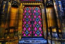 doors & details / by Harjeenie S.