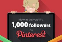 #Pinfographic / Infographics over Pinterest