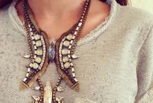 Jewelry / by Marte Marie Forsberg
