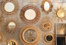 Unique Wall Decor Ideas / Interesting wall decor, decorating, crafts, wall decor ideas, unique art.