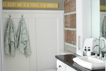 Bathroom Ideas / by The House of Smiths