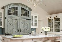 Kitchen dreams / by Melinda Greer from The6greers.com