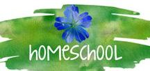 Homeschooling / A collection of resources, info, tips, tricks about the general topic of homeschooling, within an emphasis on play-based and classical-based education