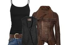 My Style / I wish my Pinterest closet was my actual closet! Love all different styles / by Candace Johnson Ferguson
