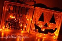 Halloween!!!  / by Jenna Sadler
