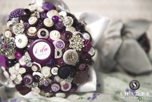 Alternative Wedding Bouquets / A collection of Alternative Wedding Bouquets - Note that not all of these are my work - some are just other artists i love and admire.  My work will be tagged Nic's Button Buds