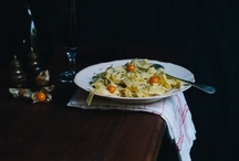 My food styling (work)