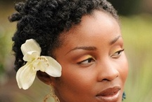African-American Hair / by Erin Powell