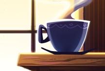 Coffee / by Annette Bierley