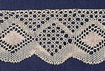 Textiles, Lace / A love of bobbin work and all things lace / by Lisa Barlow Flournoy