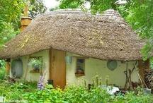 Cabins & Unusual Homes