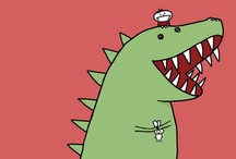 dinosaur  / by Jas Lacoursiere