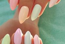 Nail Inspiration / Manicure ideas, nail designs and polish