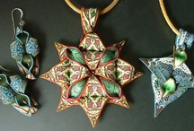 Textiles, Jewelry & Metal & Beads, Oh My! / by Lisa Barlow Flournoy