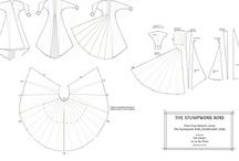 Textiles, Garb / by Lisa Barlow Flournoy