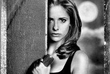 Buffy & the Scooby Gang / by Marjorie McRea
