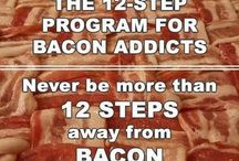 BACON!!!! / As if this board needs a description! / by Mandy Pierce